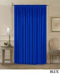 Blue Velvet Panels