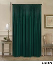 Green Velvet Panels