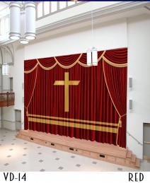 Make a Difference With New Church Curtains