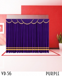 Decorative Curtain For Restaurant