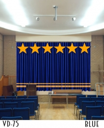 Stage Curtains Theater Backdrops Events Drapers
