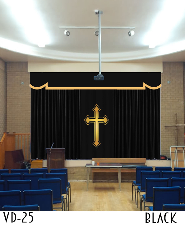 Church Cutains And Drapes For All Houses Of Worship