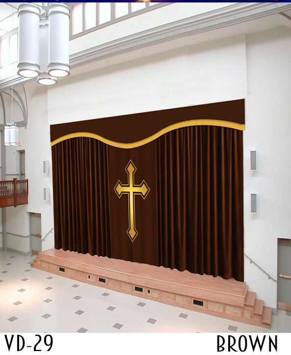 Stage Decoration Ideas for Chapel and Sanctuary Churches