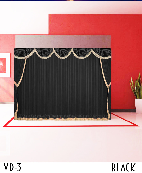 Luxury Stage Curtains