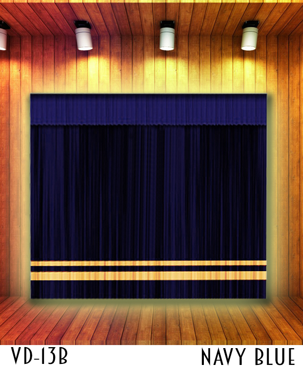 VELVET CURTAINS HOME THEATER STAGE CURTAINS BACKDROP | DRAPES PANEL