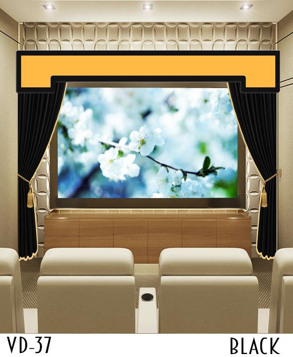 Luxury Screen Curtains
