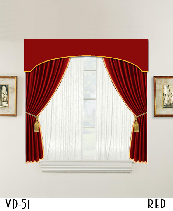Restaurant Decorative Door Window Room Curtain