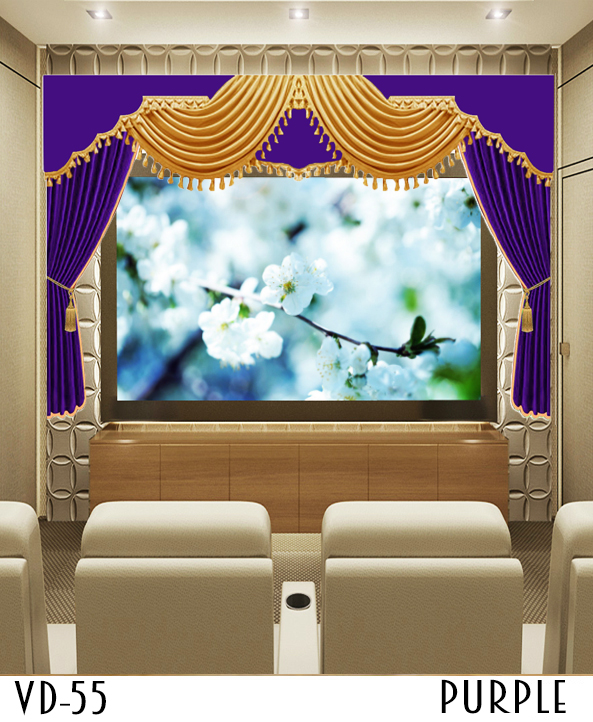 Best Curtains Home Theater Movie Screen